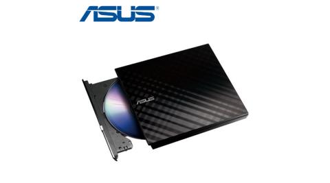 【華碩 ASUS 】 SDRW-08D2S-U 外接燒錄機 黑