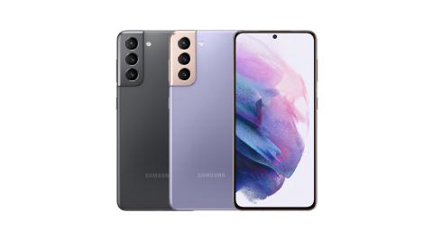Samsung Galaxy S21 (8G/128G)6.2吋5G雙卡機※送空壓殼+支架+防磁波貼紙※