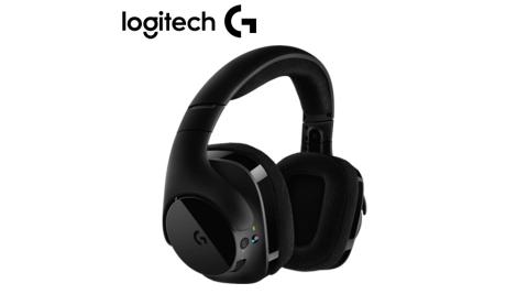 Logitech 羅技 G533 7.1環繞音效遊戲 無線耳機麥克風