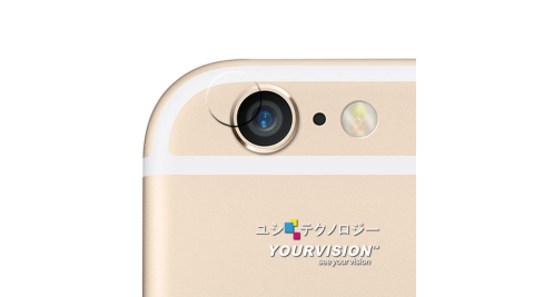 iPhone 6 Plus 5.5吋 攝影機鏡頭專用光學顯影保護膜-贈拭鏡布
