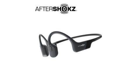 AfterShokz AEROPEX AS800 骨傳導藍牙運動耳機-曜石黑