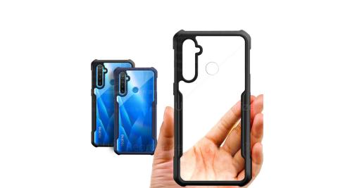 XUNDD for Realme 5 生活簡約雙料手機殼