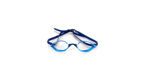 SABLE 光學泳鏡鏡框賣場-可搭配RS-1/2/3單顆泳鏡 藍@100SMPB-02@