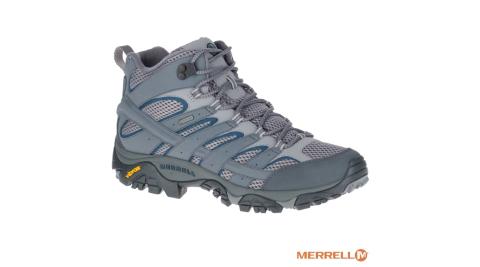 【MERRELL】MOAB 2 MID GORE-TEX 防水 登山健行鞋 男款 Vibram黃金大底 J06067