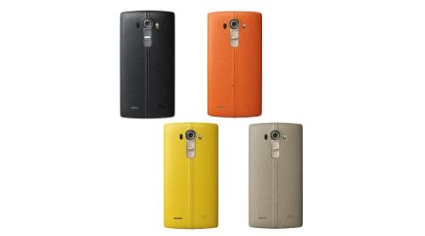 【買一送一】LG G4 H815 原廠專屬皮紋背蓋 (台灣公司貨-盒裝)