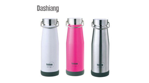 【Dashiang】316不鏽鋼380ml真水品樂瓶 DS-C34-380