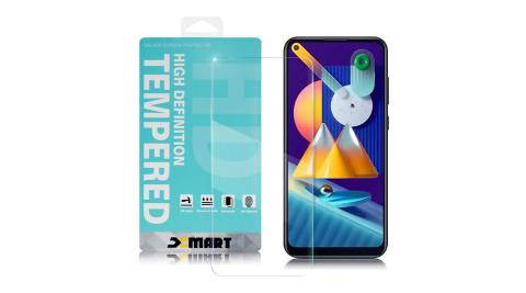 Xmart for 三星 Samsung Galaxy M11 薄型 9H 玻璃保護貼-非滿版