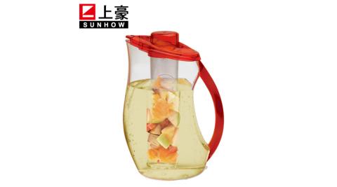 【上豪】多功能濾管冷水壺 PC-3060