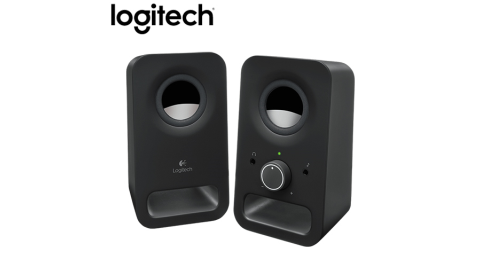 Logitech 羅技 Z150 2.0聲道 2件式 喇叭 黑 【平價國民款】
