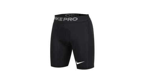 NIKE 男緊身短褲-慢跑 路跑 訓練 運動短褲 健身 黑白@BV5636-010@