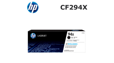 HP 94X/CF294X 高容量原廠碳粉匣 黑