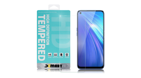 Xmart for Realme 6/ OPPO Reno 2共用 薄型9H玻璃保護貼-非滿版