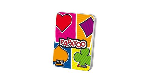 法國桌遊 Gigamic Papayoo 黑色七號