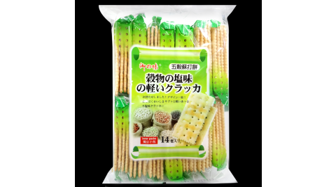 【御之味】五榖蘇打餅6包(360g/包)