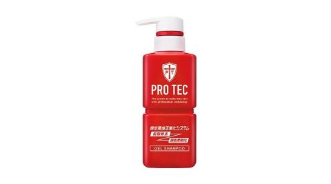 日本獅王 LION PRO TEC頭皮養護控油洗髮精300gX3