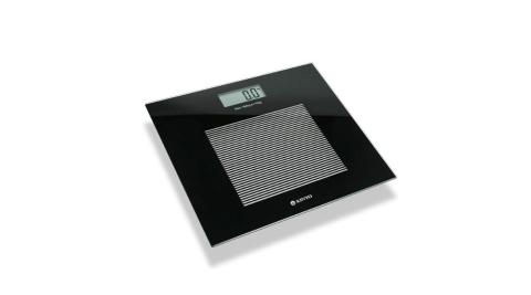 【KINYO】黑晶電子體重計(DS-6583)