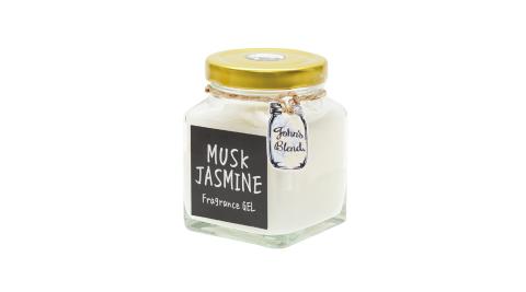 日本John's Blend 室內香氛擴香膏(135g/瓶)(麝香茉莉MUSK JASMINE)