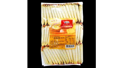 【健康日誌】蒜味洋芋脆餅4包(408g/包)