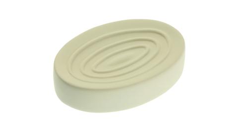 《VERSA》波紋陶製肥皂盒(淺灰綠)