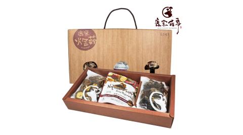 《鹿窯菇事》圓滿禮盒(120g/盒)