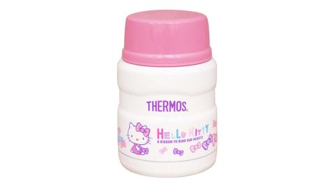膳魔師 Hello Kitty不銹鋼食物燜燒罐(附湯匙)甜心粉 SK3000KT-RB