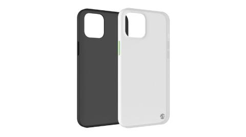 【SwitchEasy 美國魚骨】0.35 超薄裸機 6.7吋 iPhone12 Pro Max 霧面手機保護殼(支援MagSafe)