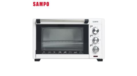 SAMPO聲寶 30公升旋風電烤箱 KZ-XJ30C