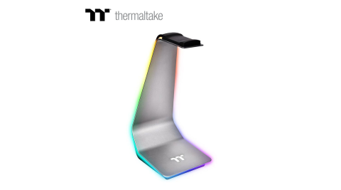 【TT thermaltake 曜越】幻銀 ARGENT HS1 RGB 耳機架