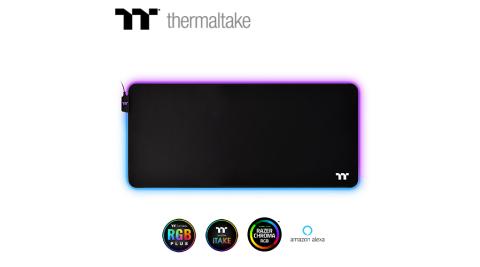 【Thermaltake 曜越】Level 20 RGB超大型電競滑鼠墊