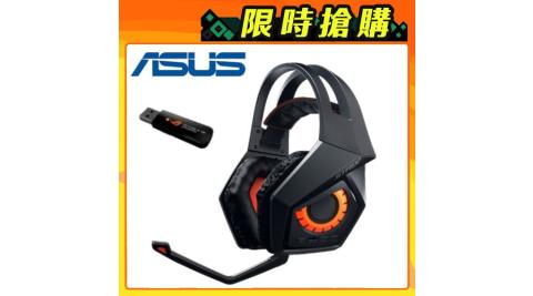 【ASUS 華碩】ROG Strix Wireless 梟鷹 無線電競耳麥