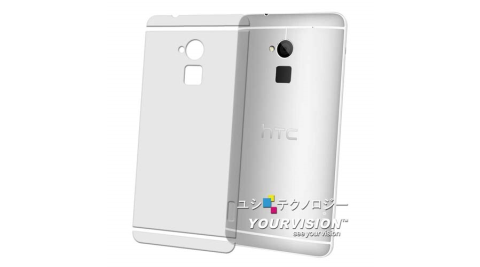 HTC One max T6 803S 抗污防指紋超顯影機身背膜(2入)