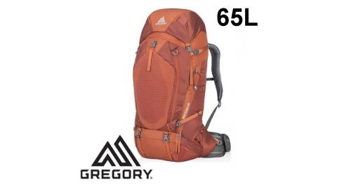 【Gregory】登山背包 BALTORO 65 男 亞鐵橘 (91609-6397) 登山背包 M