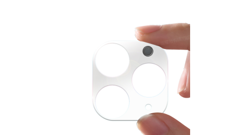 CITY for iPhone 12 Pro 6.1吋 一體式專用鏡頭貼