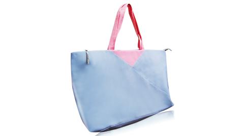 LANCOME 蘭蔻 18AN法式休閒旅行袋(46X12.5X28Xcm)