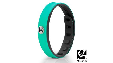 MASSA-G SP1炫色鍺鈦能量手環-綠