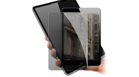 CITY for iPad mini4 / mini5 / mini (2019) 防偷窺疏水疏油9H鋼化玻璃貼
