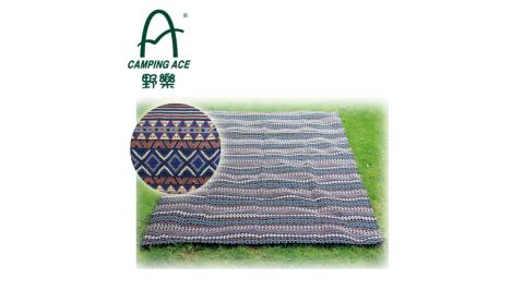 【Camping Ace 野樂】民族風防水野餐墊 2mm 地墊 地布 野餐墊 ARC-208-3