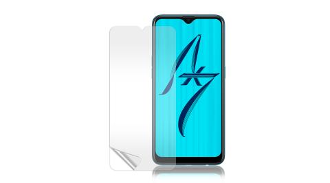 Monia OPPO AX5s/AX7 高透光亮面耐磨保護貼 保護膜(非滿版)