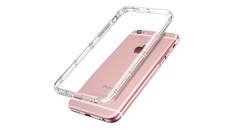 X mart Apple iPhone 7 Plus 強化防摔抗震空壓手機殼