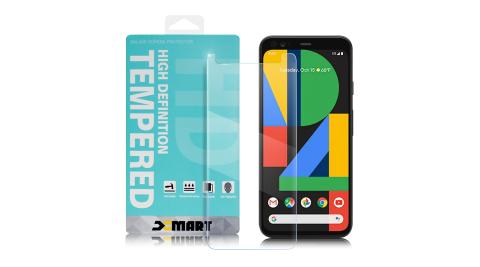 Xmart for Google Pixel 4 薄型 9H 玻璃保護貼-非滿版