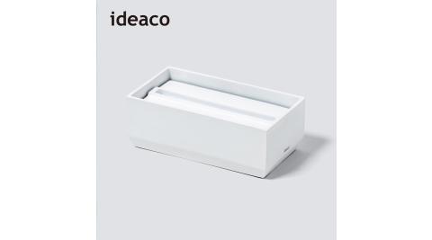 【日本ideaco】下降式沉蓋磨石面紙盒