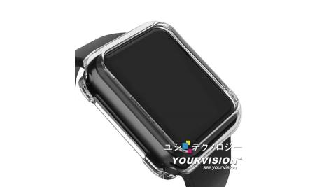 (1入)Apple Watch series 4 專用清透水感保護套 crystal case