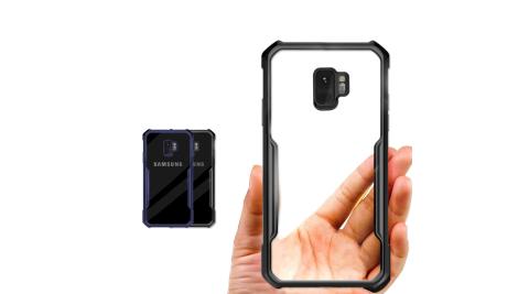 XUNDD for 三星 SAMSUNG Galaxy S9 生活簡約雙料手機殼