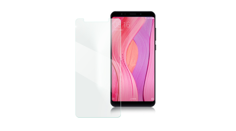 Xmart for 紅米5 薄型9H 玻璃保護貼-非滿版