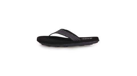 DIADORA 男運動拖鞋-沙灘 海邊 戲水 游泳 黑灰@DA9AMS7290@