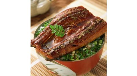 預購《老爸ㄟ廚房》日式蒲燒鰻魚130g/尾 (共三尾)