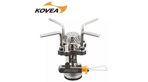 【KOVEA】韓國 登山爐-SOLO (有點火器) 高山爐 攻頂爐 個人爐 瓦斯爐 KB-0409