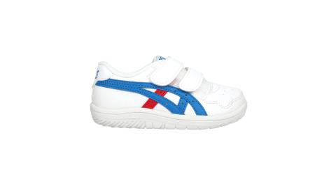 ASICS JAPAN S TS 男女小童休閒運動鞋-慢跑 亞瑟士 復古 童鞋 白藍紅@1194A082-139@