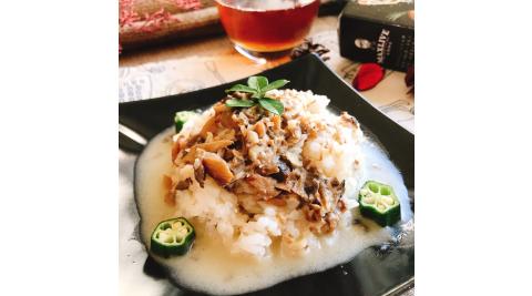 【MAXLIVE蔬食】牛肝菌奶油野菇醬4盒共8包(180公克/包;2包/盒)