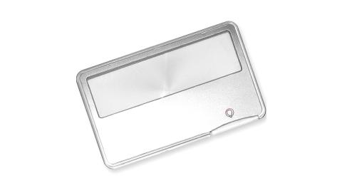 《CARSON》LED名片型放大鏡(3x)